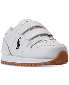Polo Ralph Lauren Toddler Boys' Oryion EZ Casual Sneakers from Finish Line