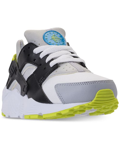 5c4749d85c5b Nike Big Boys  Huarache Run Running Sneakers from Finish Line ...