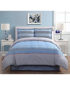 Azores 8-Pc. Queen Comforter Set