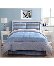 Azores 8-Pc. Full Comforter Set