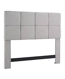 Grid Headboard, Full/Queen, Sandstone