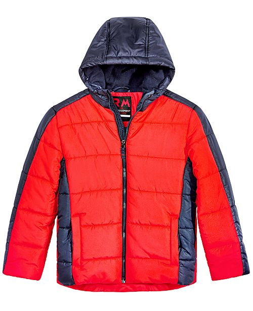 dc5104a66 RM 1958 Big Boys Branson Colorblocked Hooded Jacket & Reviews ...
