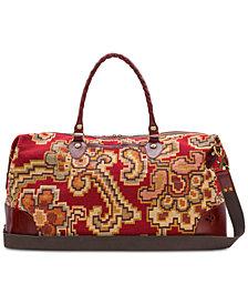 Patricia Nash Peruvian Tapestry Camana Weekender
