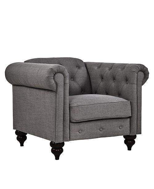 Enjoyable Sofas 2 Go Elizabeth Chair Charcoal Inzonedesignstudio Interior Chair Design Inzonedesignstudiocom