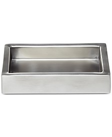 Modern Bath Satin Soap Dish