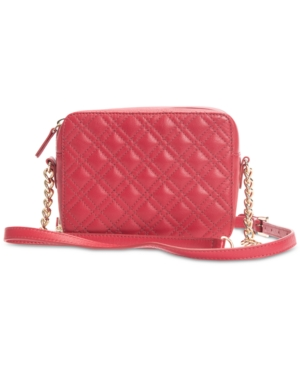 Image of Collection Xiix Quilted Leather Camera Crossbody