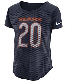 Women's Denver Broncos Modern Mesh Fan Top