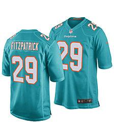 Nike Men's Minkah Fitzpatrick Miami Dolphins Game Jersey
