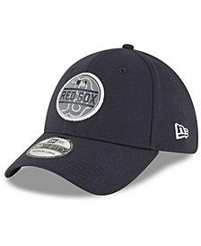 New Era Boston Red Sox Circle Reflect 39THIRTY Cap