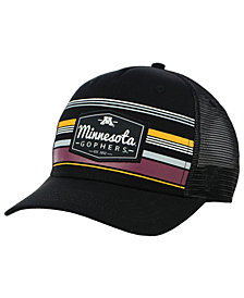 new arrival 4fc38 960e6 Top of the World Minnesota Golden Gophers Top Route Trucker Cap
