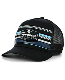 Top of the World University of San Diego Toreros Top Route Trucker Cap
