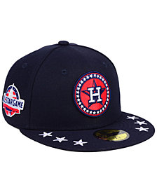 New Era Houston Astros All Star Workout 59FIFTY Fitted Cap 2018