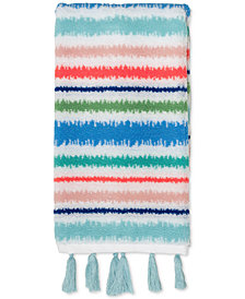 Dena Tropical Cotton Stripe Hand Towel