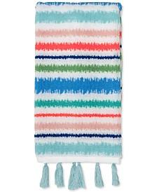 Dena Tropical Cotton Stripe Hand Towel