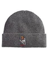 34dd24e47ce Polo Ralph Lauren Men s Polo Bear Skiing Cuffed Hat