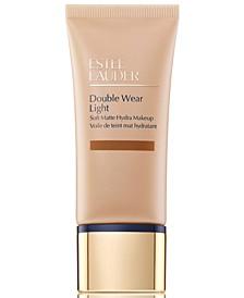 Double Wear Light Soft Matte Hydra Makeup, 1-oz.