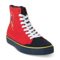 Macys deals on Polo Ralph Lauren Mens Solomon Ski-Patch Sneakers