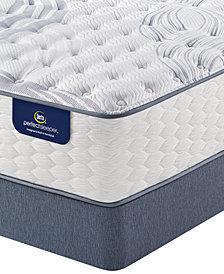 Serta Perfect Sleeper 13'' Glendower Luxury Firm Mattress Set- Queen