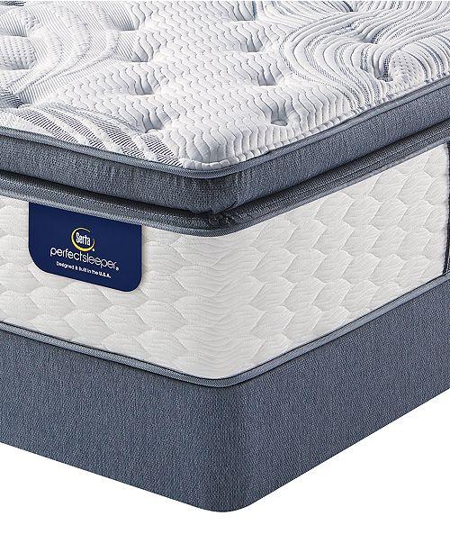 Serta Perfect Sleeper 1475 Glendower Firm Pillow Top Mattress Set