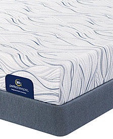 Serta Perfect Sleeper 9'' Maurice Luxury Firm Mattress Set-  Queen