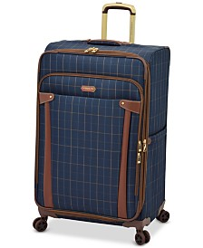 "London Fog Brentwood 29"" Softside Spinner Suitcase, Created for Macy's"
