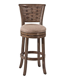 Thredson Swivel Bar Stool