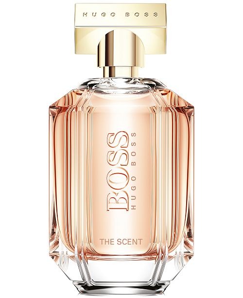 Hugo Boss THE SCENT FOR HER Eau de Parfum Spray, 3.3-oz., Created For Macy's