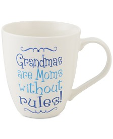 Pfaltzgraff Grandmas Are Moms Without Rules Mug