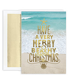 Masterpiece Studios Merry Beach Christmas Boxed Cards