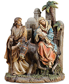 Napco Holy Family Scene Figurine