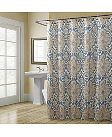 "Croscill Captain's Quarters 70"" x 72"" Shower Curtain"