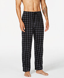 Perry Ellis Men's Fleece Pajama Pants
