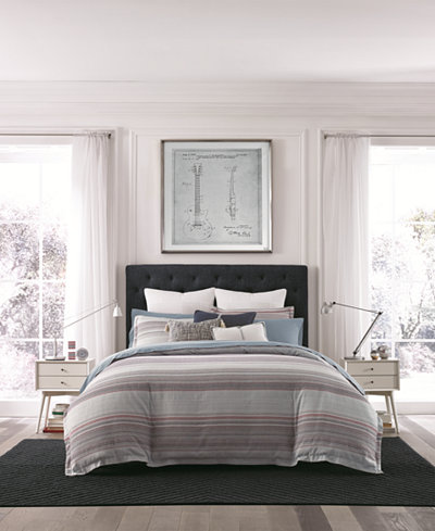 Tommy Hilfiger Alexander Stripe Bedding Collection