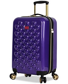 "Heart To Heart 20"" Hardside Carry-On Spinner"