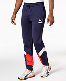 Puma Men's MCS Colorblocked Track Pants