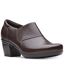 Clarks Collection Women's Emslie Craft Shooties