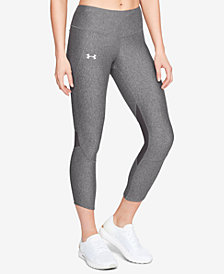 Under Armour Fly Fast Cropped HeatGear® Leggings