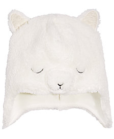 First Impressions Baby Boys & Girls Llama Hat, Created for Macy's