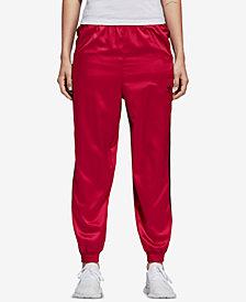 adidas Originals Satin Track Pants