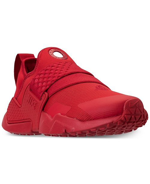 huge selection of c0795 648d6 Nike Boys' Huarache Extreme Running Sneakers from Finish Line ...