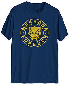 Men's Wakanda Forever Graphic T-Shirt