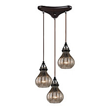 Danica 3-Light Pendant