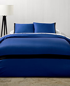 Calvin Klein Joan Cotton 500-Thread Count Cobalt Bedding Collection