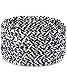 """Colonial Mills 10"""" x 6"""" Deluxe Houndstooth Basket"""