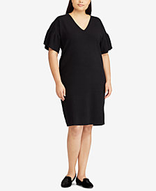 Lauren Ralph Lauren Plus Size Sweater Dress