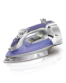 Hamilton Beach Iron with Retractable Cord