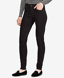 Lauren Ralph Lauren Premier Skinny Sateen Pants