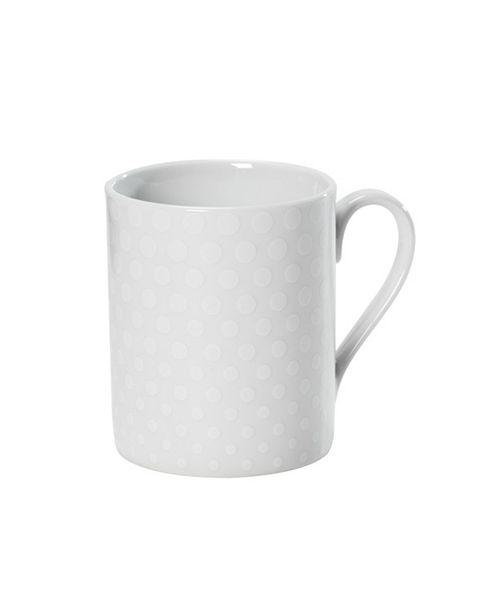 Mikasa Cheers White Dots Mug
