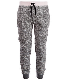 Ideology Big Girls Moto Jogger Pants, Created for Macy's