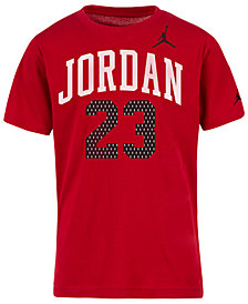 Jordan Little Boys 23-Print T-Shirt